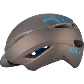 Rudy Project Central Casco, brown sky matte